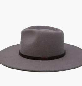 Wyeth Hunter Felt Hat with Leather