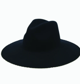 Wyeth Easton Felt Whipstitch Hat
