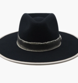 Wyeth Harrison Felt with Medallion Hat