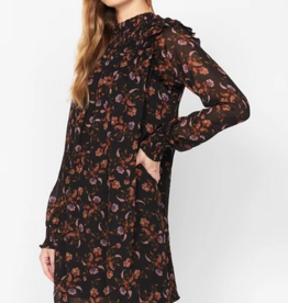 Sanctuary Run Wild Dress - Micro Paisley