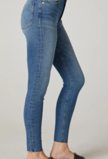 Hudson Denim Barbara High Waist Super Skinny Ankle Jean