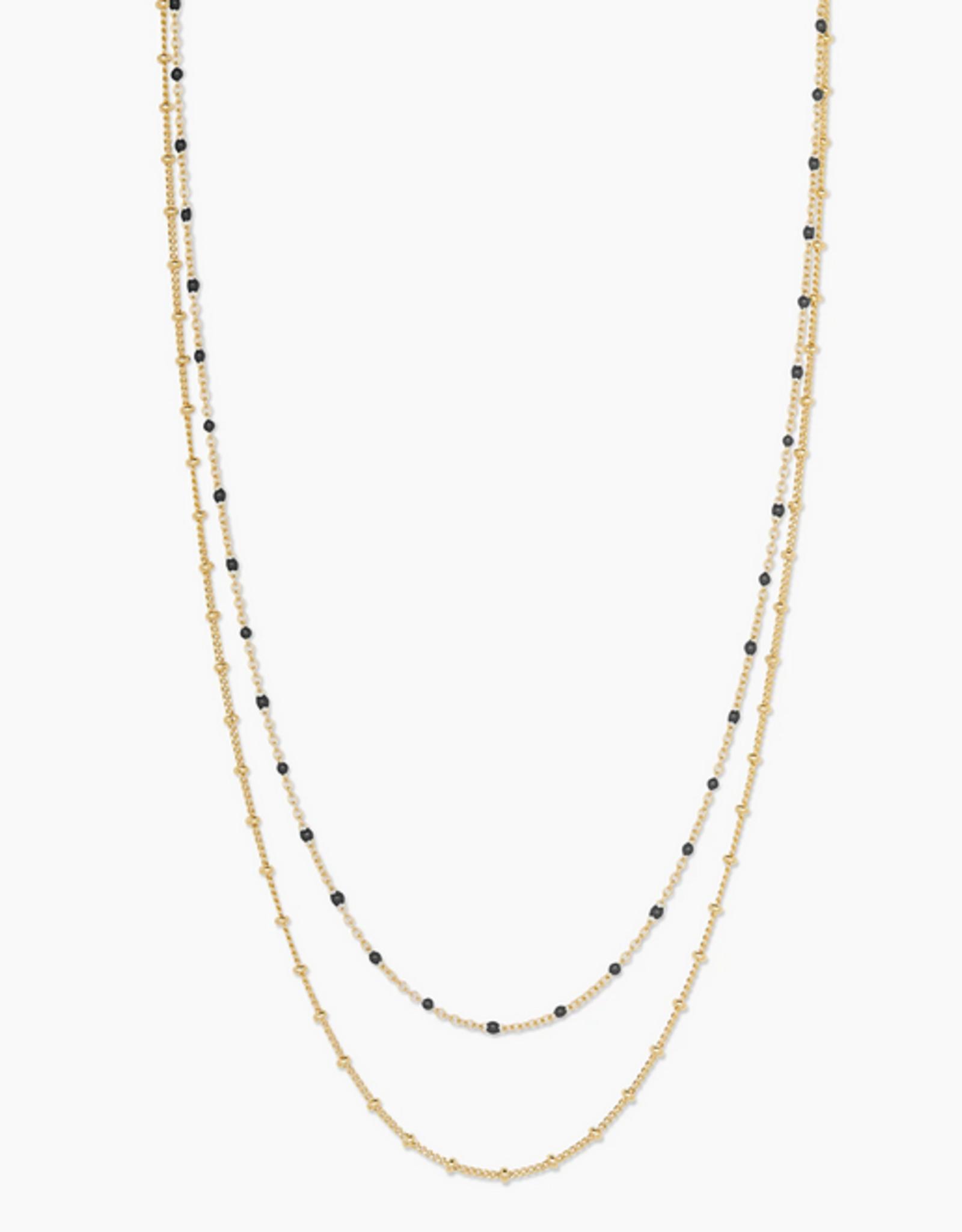 Gorjana Capri Layer Necklace