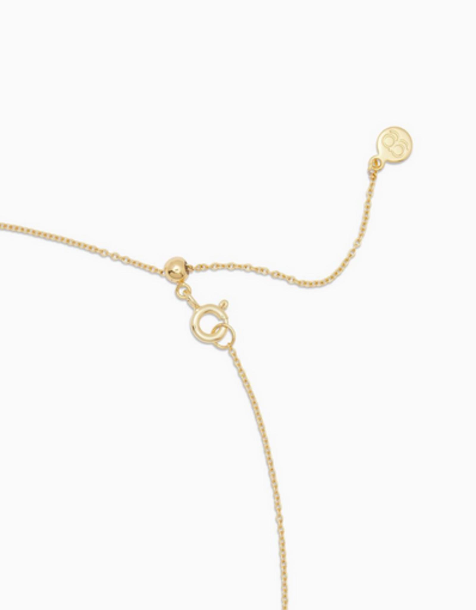 Gorjana Gorjana - Balboa Shimmer Interlocking Necklace