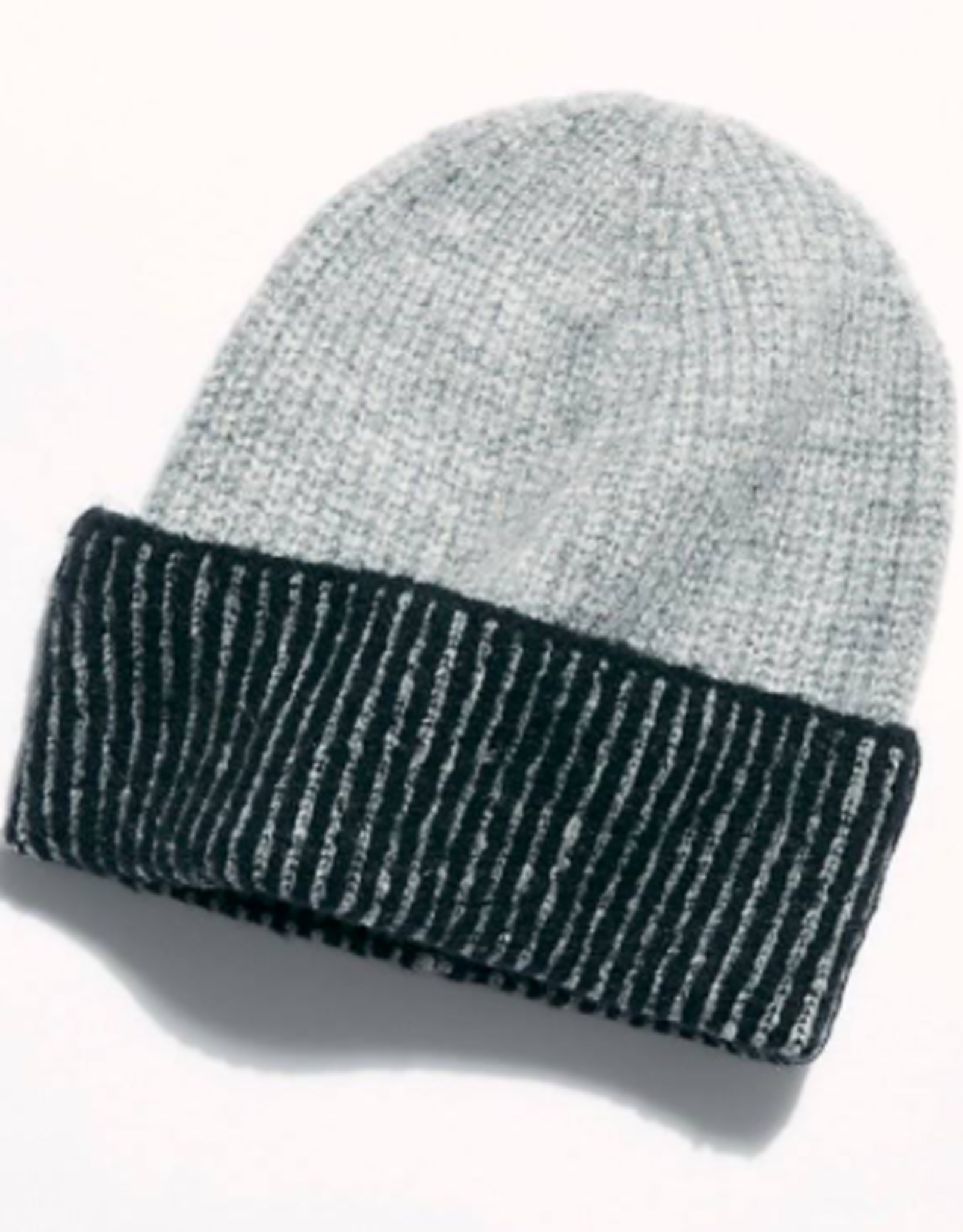 Free People Free People Straight Chill Ribbed Beanie