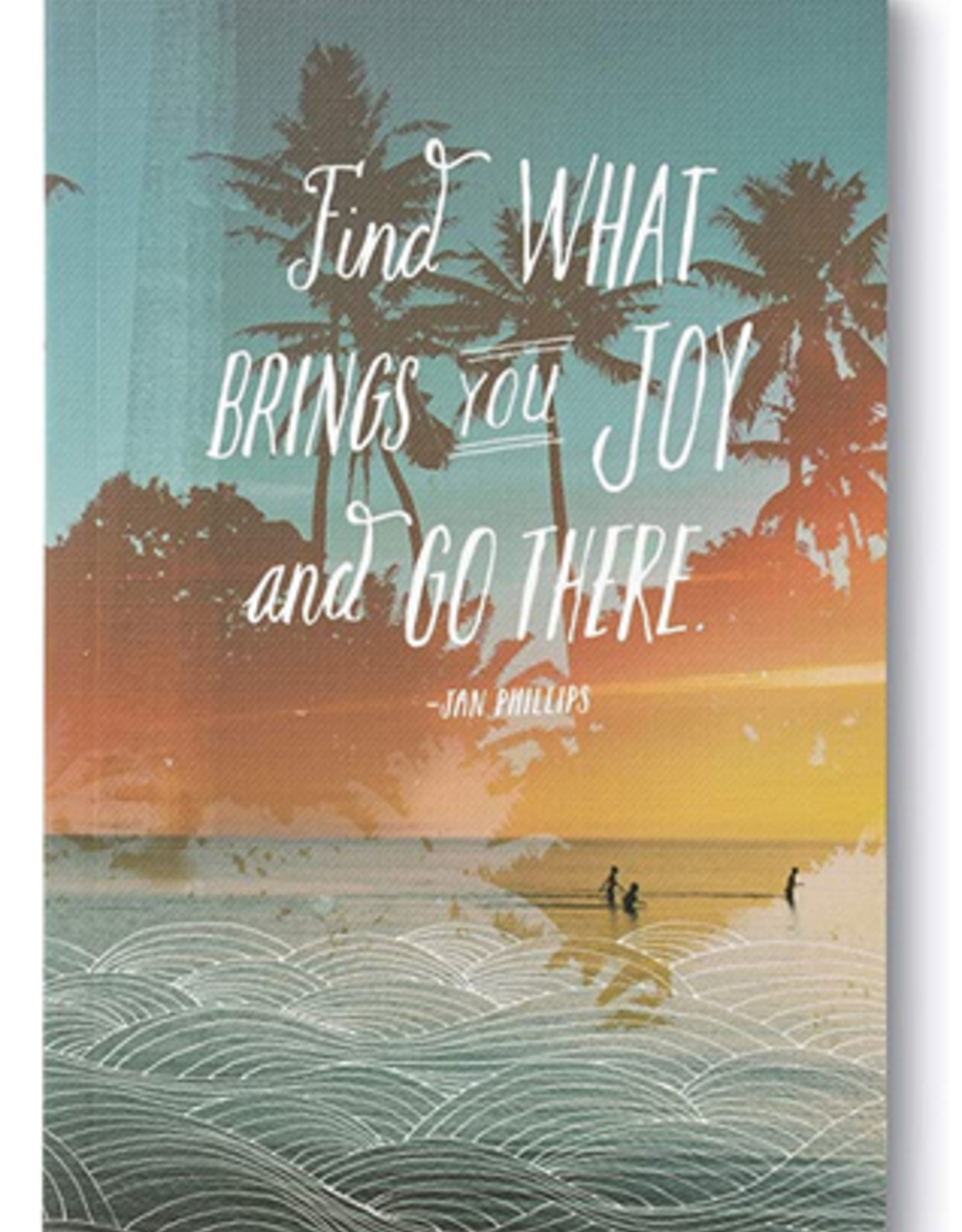 Compendium Write Now - Find What Brings You Joy and Go There
