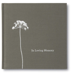Compendium In Loving Memory Gift Book