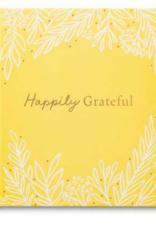 Compendium Compendium Happily Grateful Gift Book