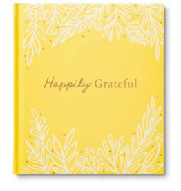 Compendium Happily Grateful Gift Book