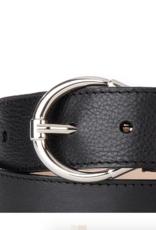 Brave 1992 Black Vachetta Belt