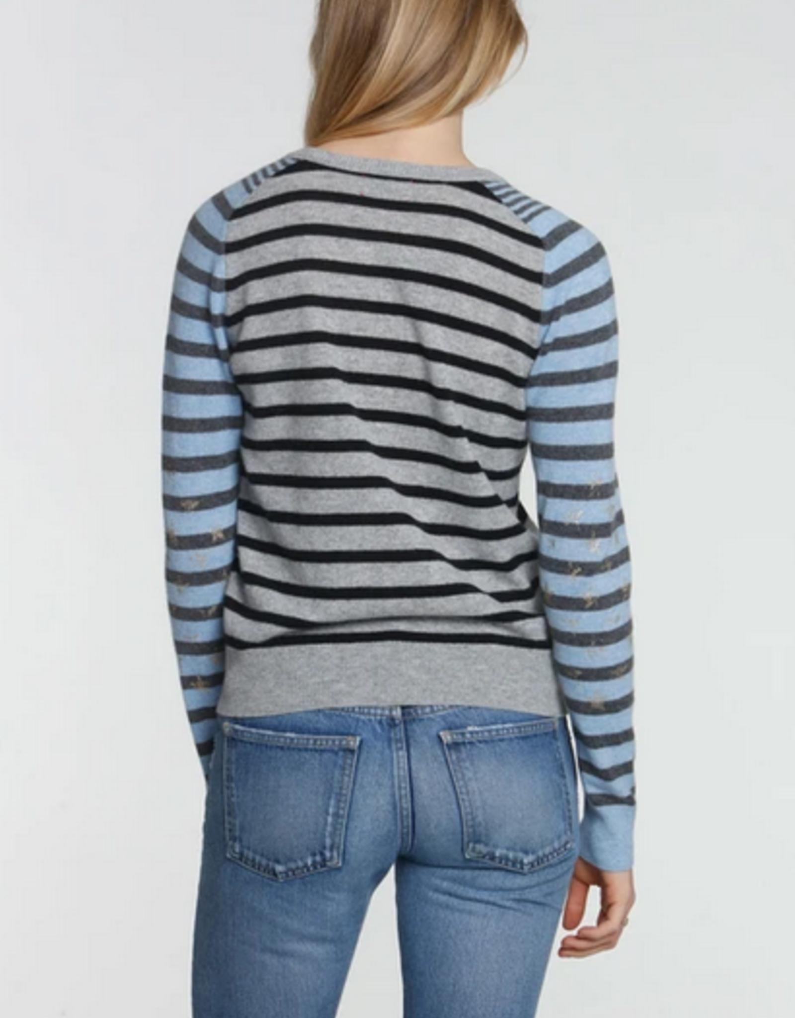 LABEL+thread Label + Thread Stars and Stripes Sweater
