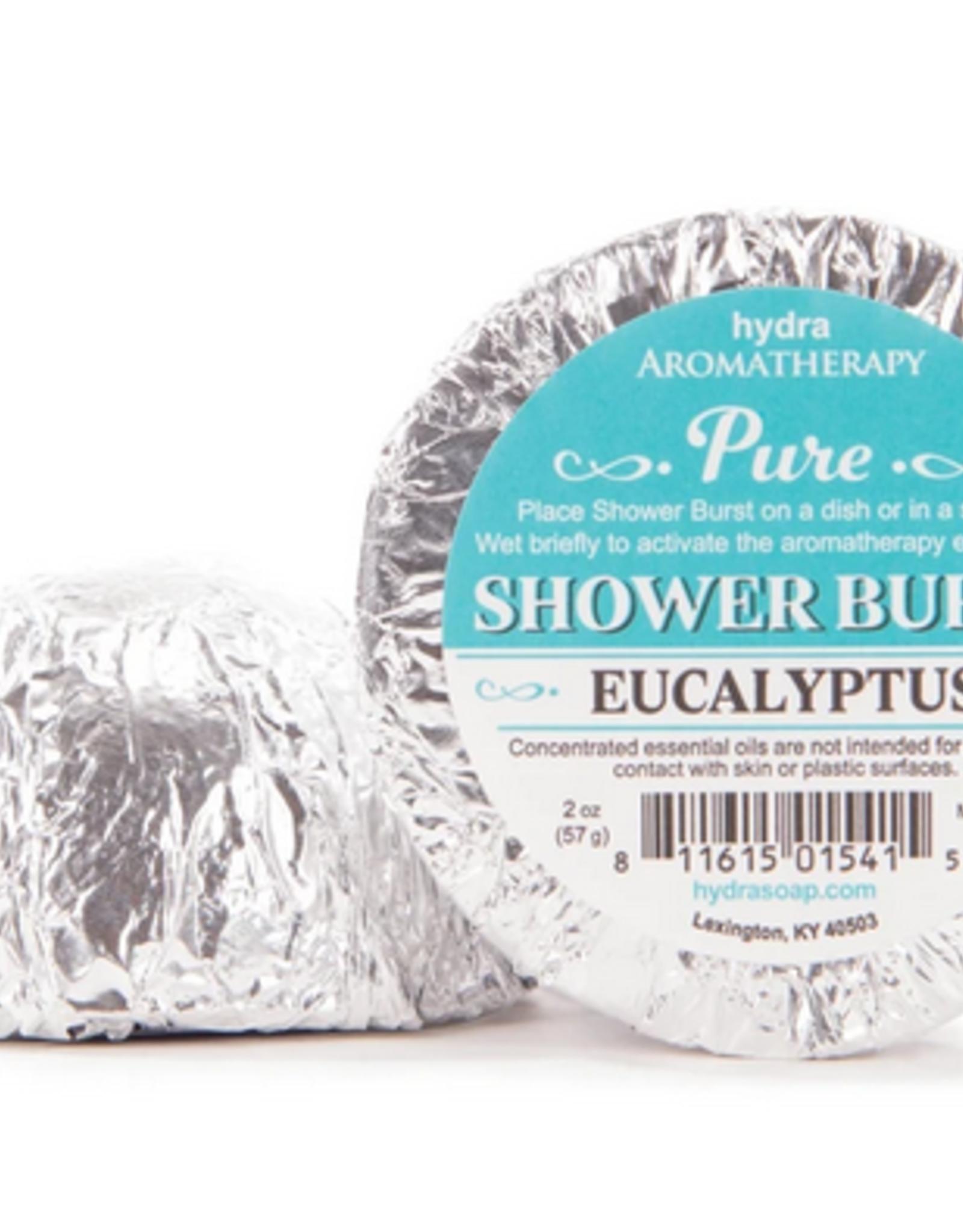 Hydra Shower Burst, Eucalyptus