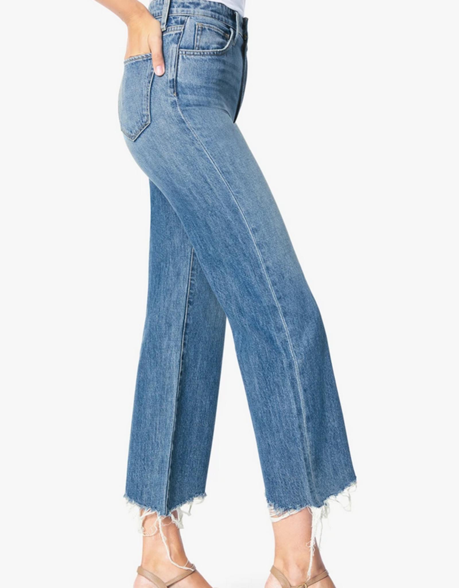 "Joes Jeans ""The Blake"" High Rise Wide Leg Crop Jean"