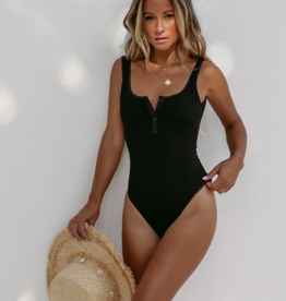 L Space Float On One Piece Swimsuit