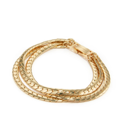 Jennybird Priya Triple Strand Bracelet