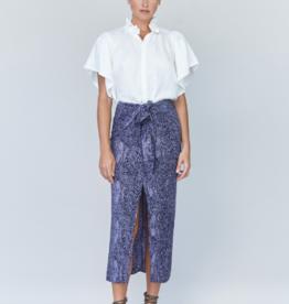 acacia Rumi Silk Stretch Skirt