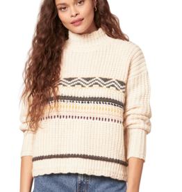 BB Dakota Chair Lift Sweater Oatmeal