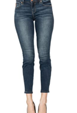 Level 99 Madison Mid Rise Cropped Skinny Jean