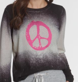 LABEL+thread LABEL+thread - Peace Bubble Crew Sweater