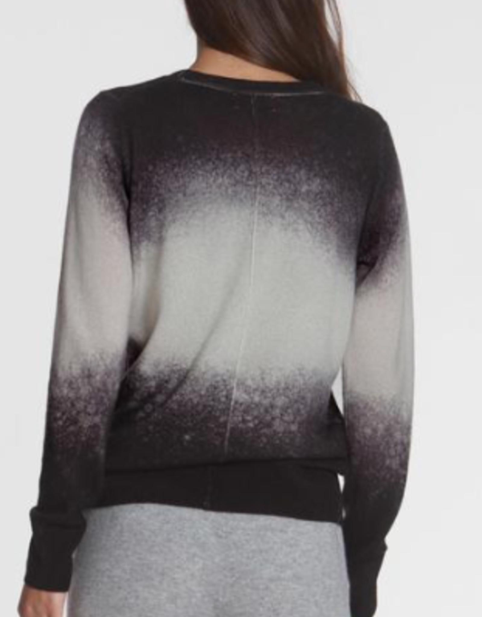 LABEL+thread Peace Bubble Crew Sweater
