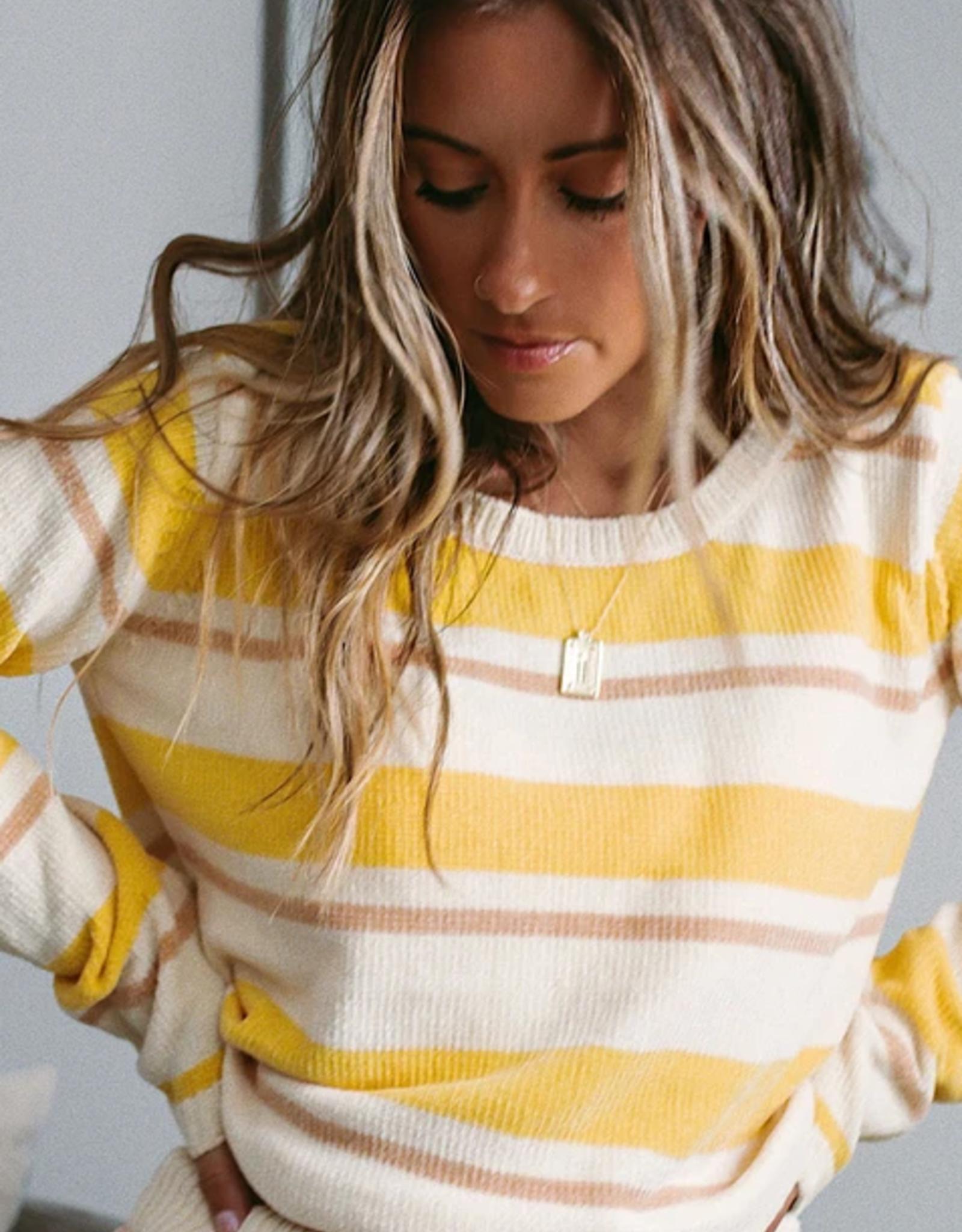 L Space Sun Seeker Sweater