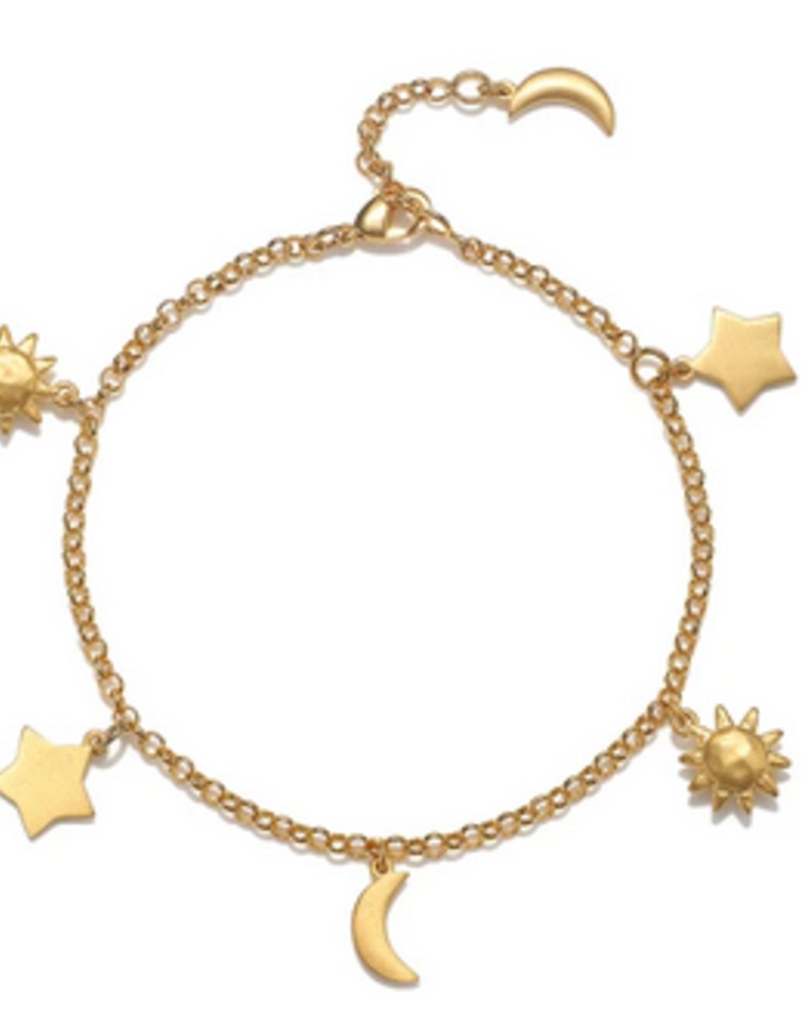 SATYA Jewelry Beyond Boundaries Charm Bracelet