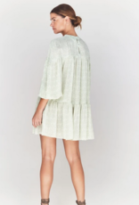 acacia Acacia- Drew Cupro Dress