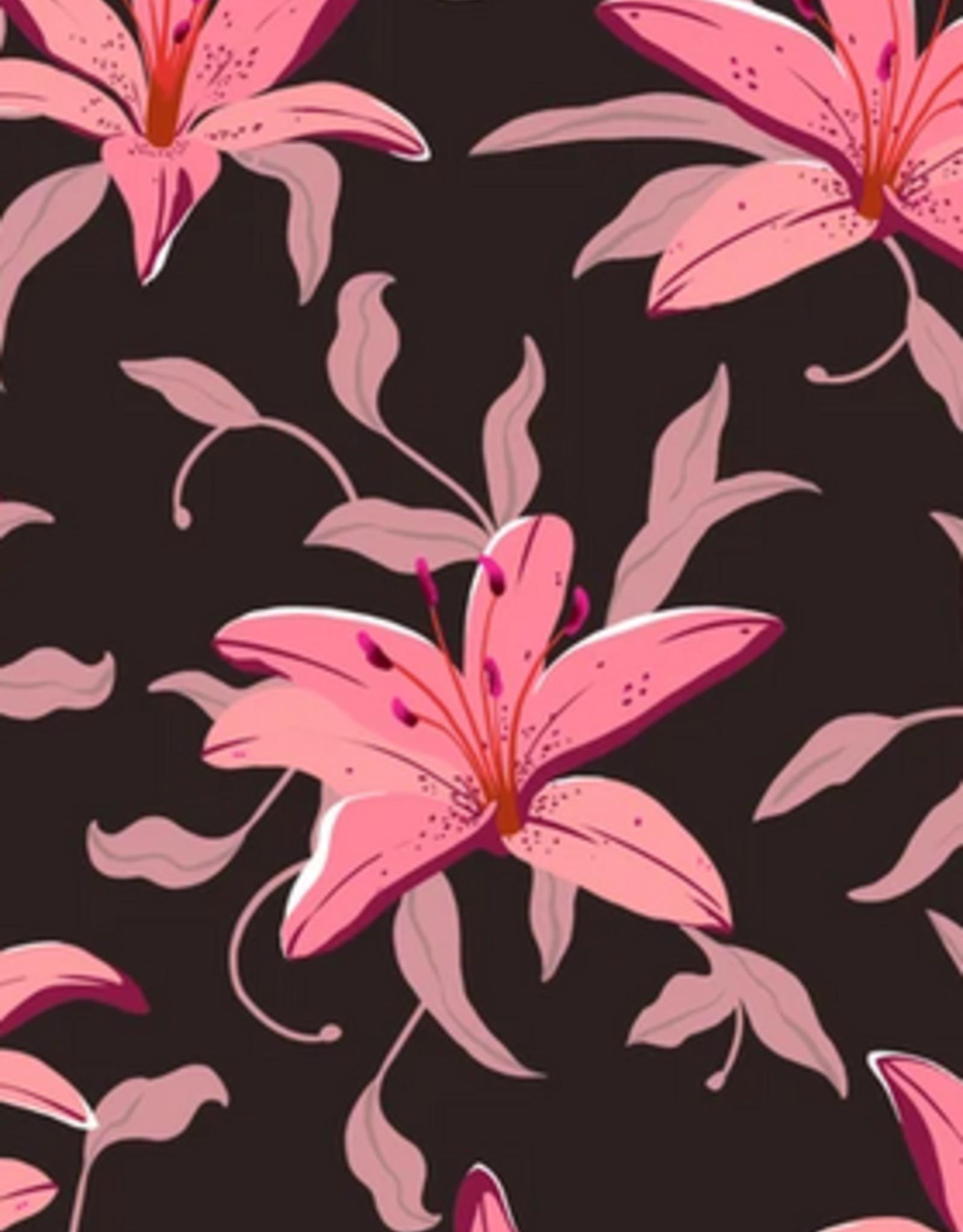 acacia Pauwela Swim Top Blossom