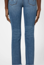 Hudson Denim Nico Midrise Crop Straight Jeans