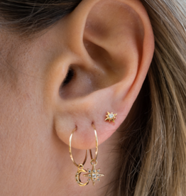 Five and Two Raye Earings