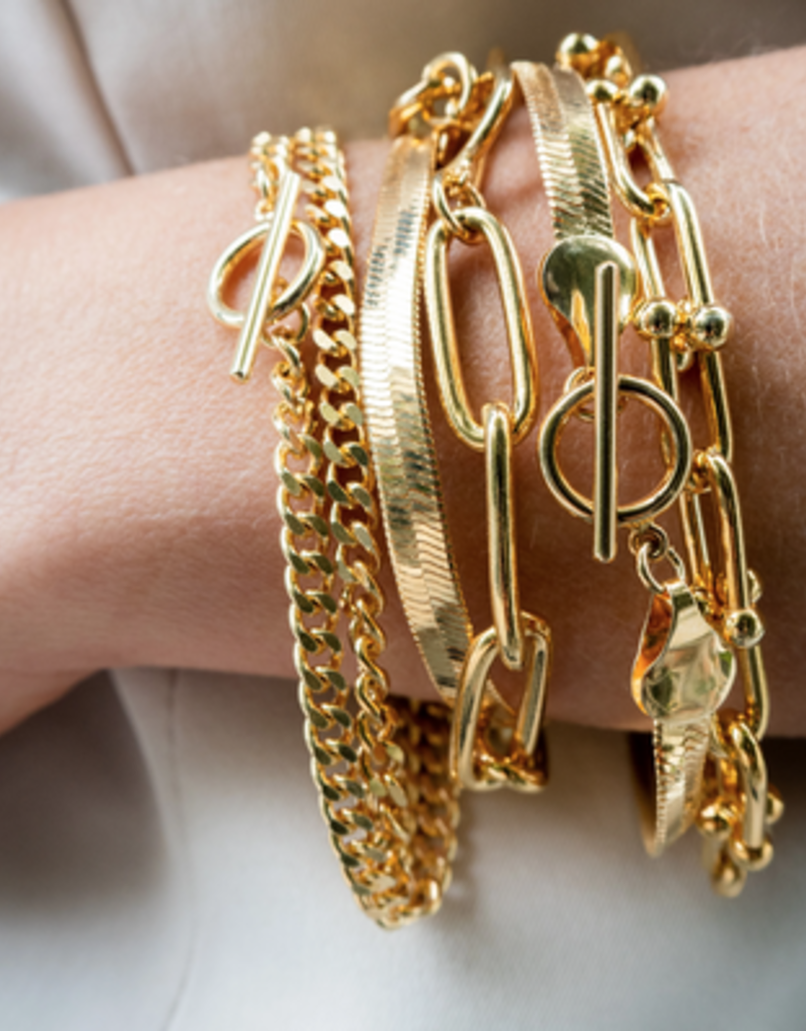 Five and Two Casey Bracelet