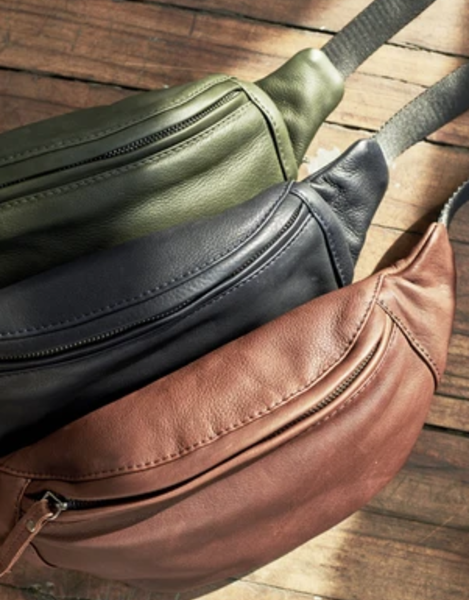 Latico Leathers Shireen Fanny Pack