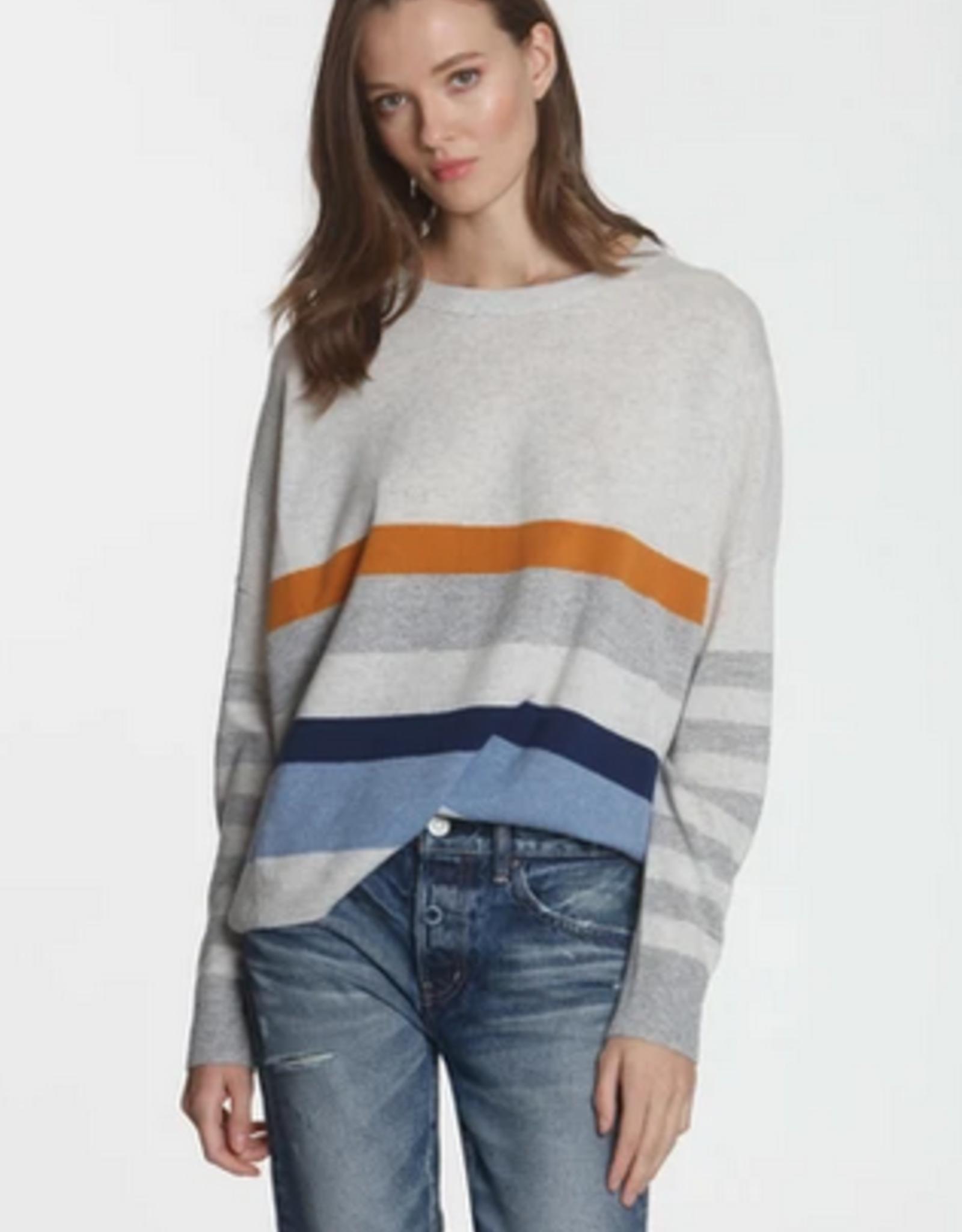 LABEL+thread Crayola Wide Scoop Sweater