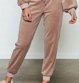 Gentle Fawn Ritz Velvet Sweatpants