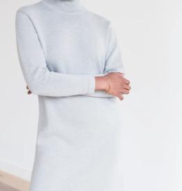 WVN Turtleneck Sweater Dress