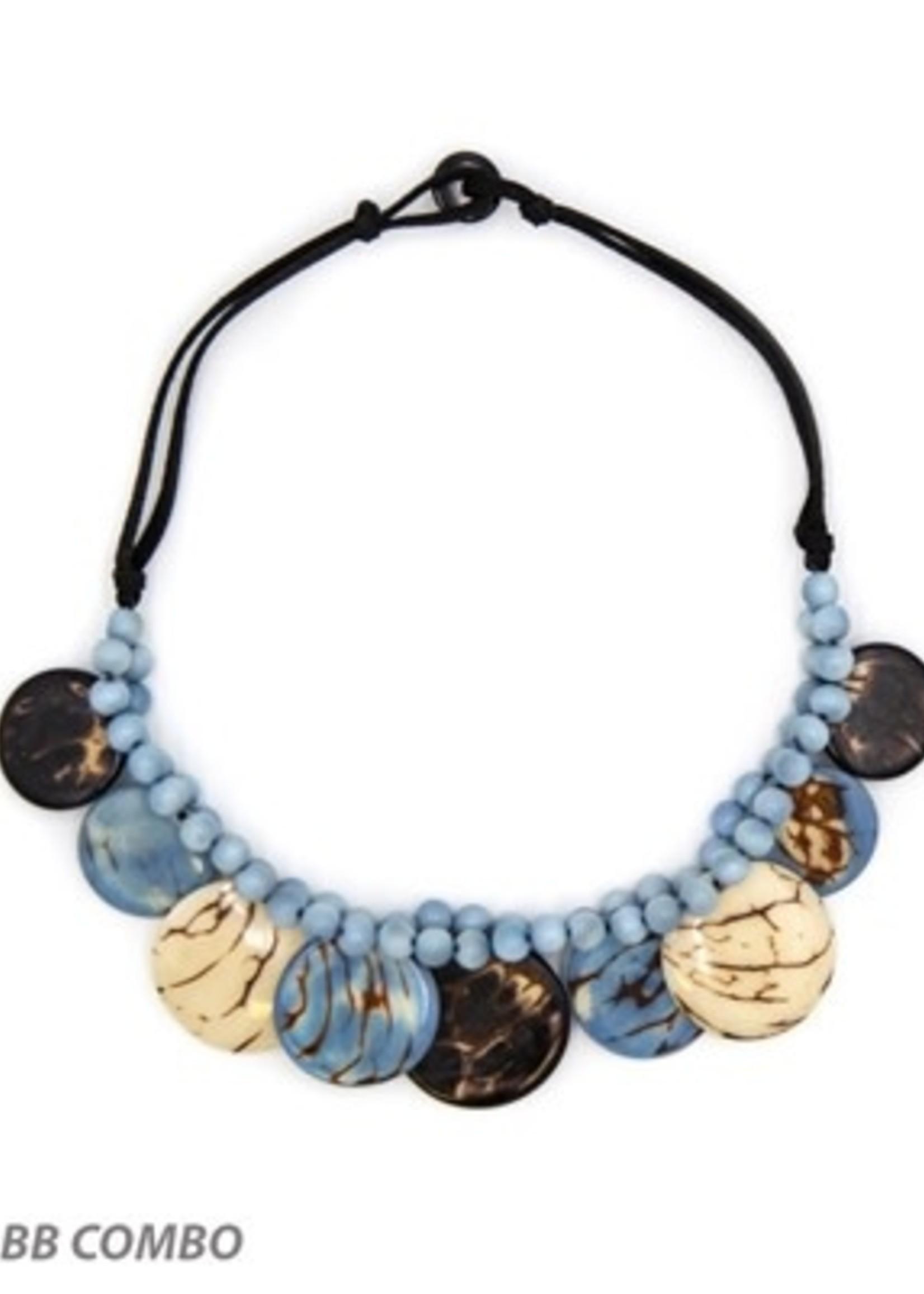 Panecillo Necklace