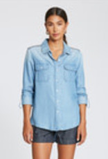 Arlene Denim Shirt