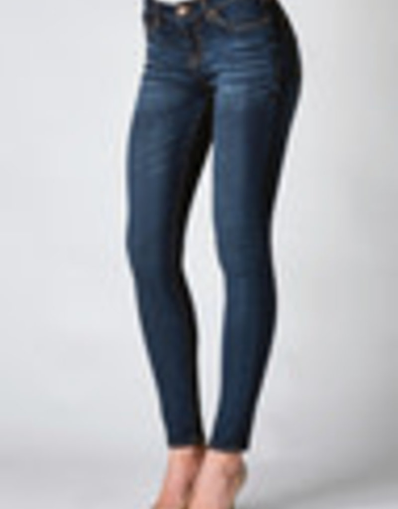 Gisele Skinny, High-rise, Full Length Jean; Core Style
