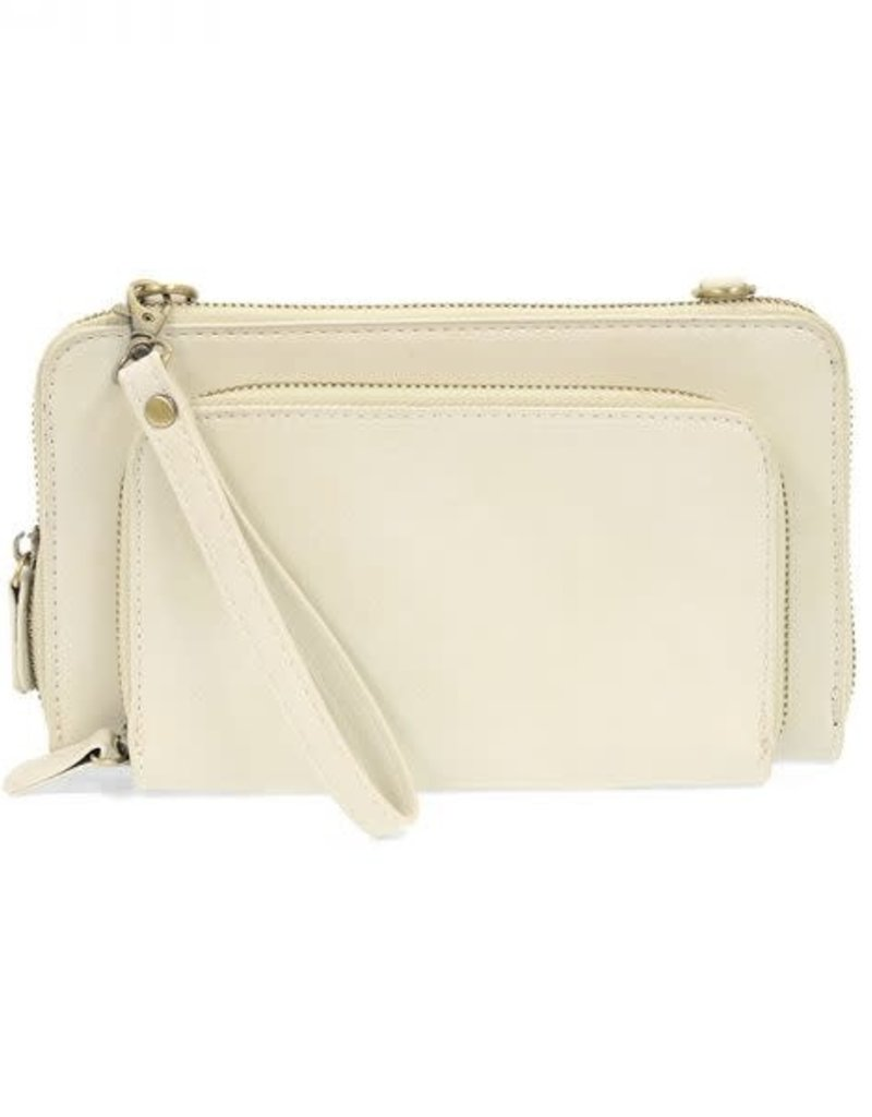 Mini Convertible Zip Around Crossbody Purse