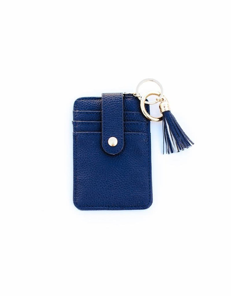 Nina Credit Card Wallet Keychain