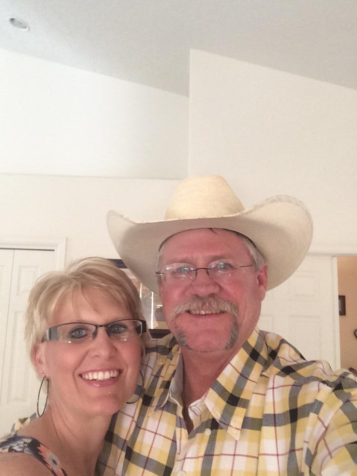 David and Sonya Vick