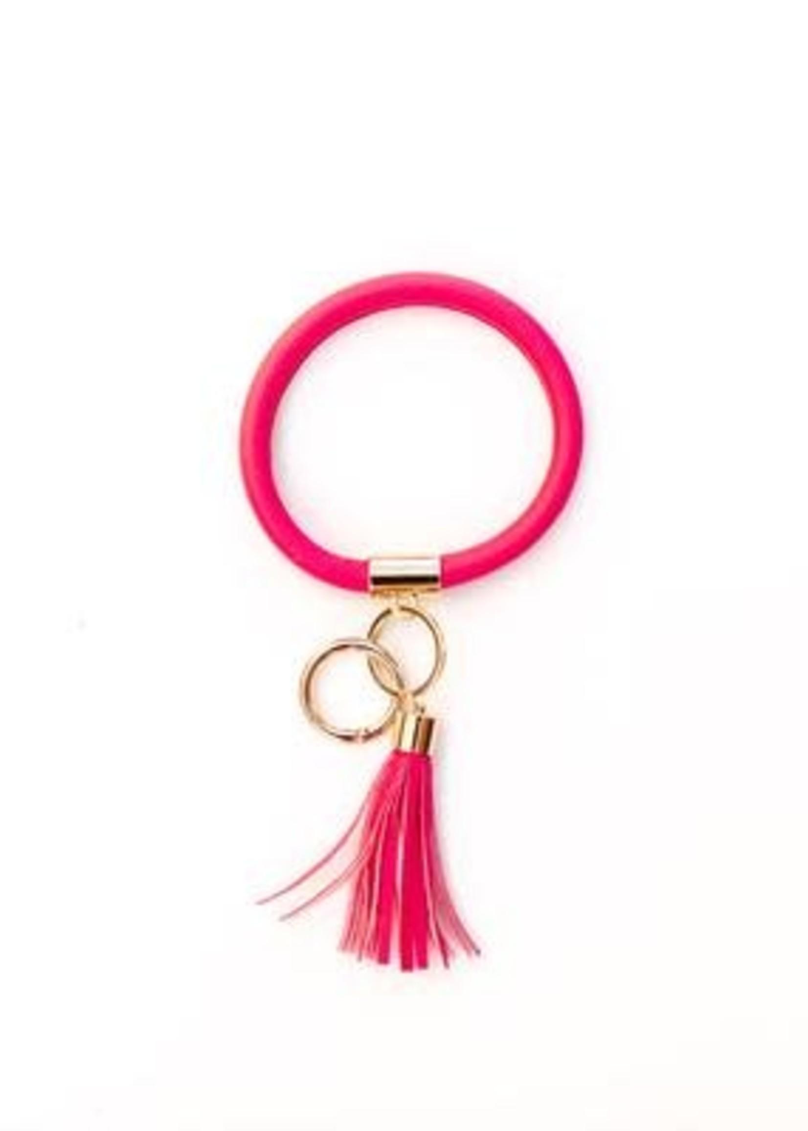 Loop Bracelet Keychain