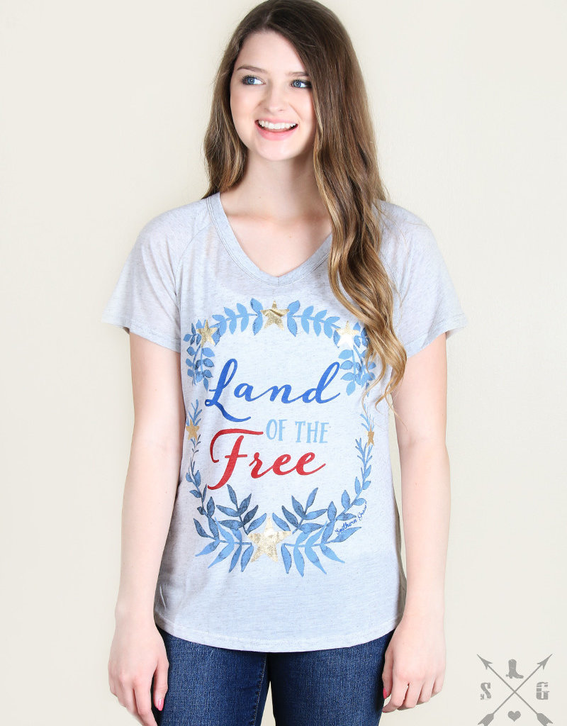 Land of the Free Tee