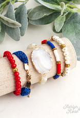 American Sweetheart Bracelet Set