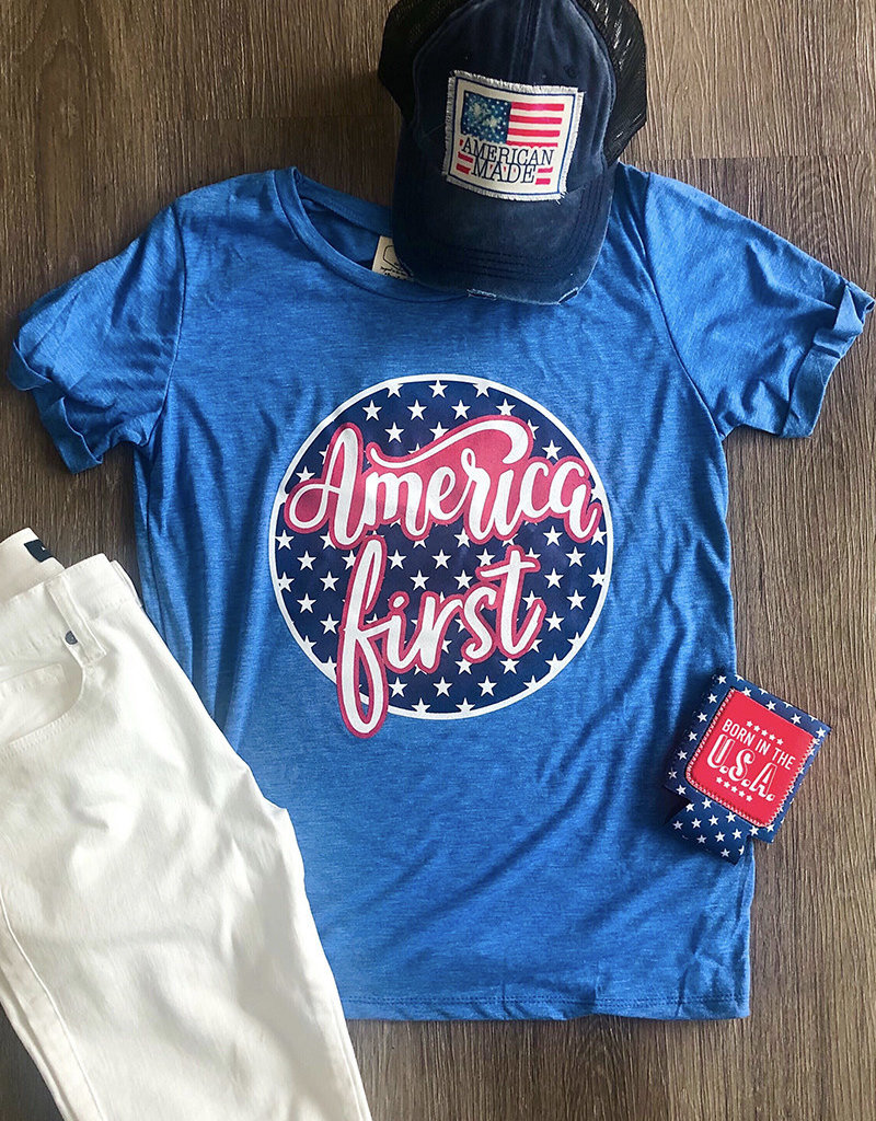 America's First T-Shirt