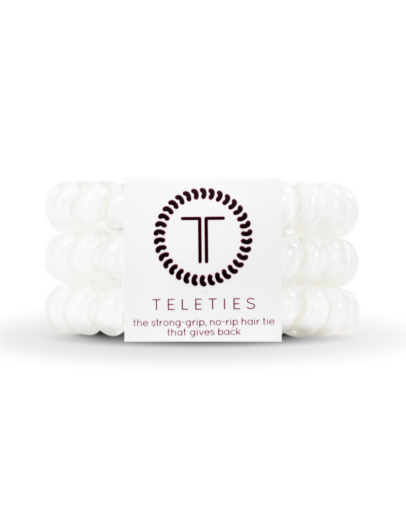 Teleties, Large