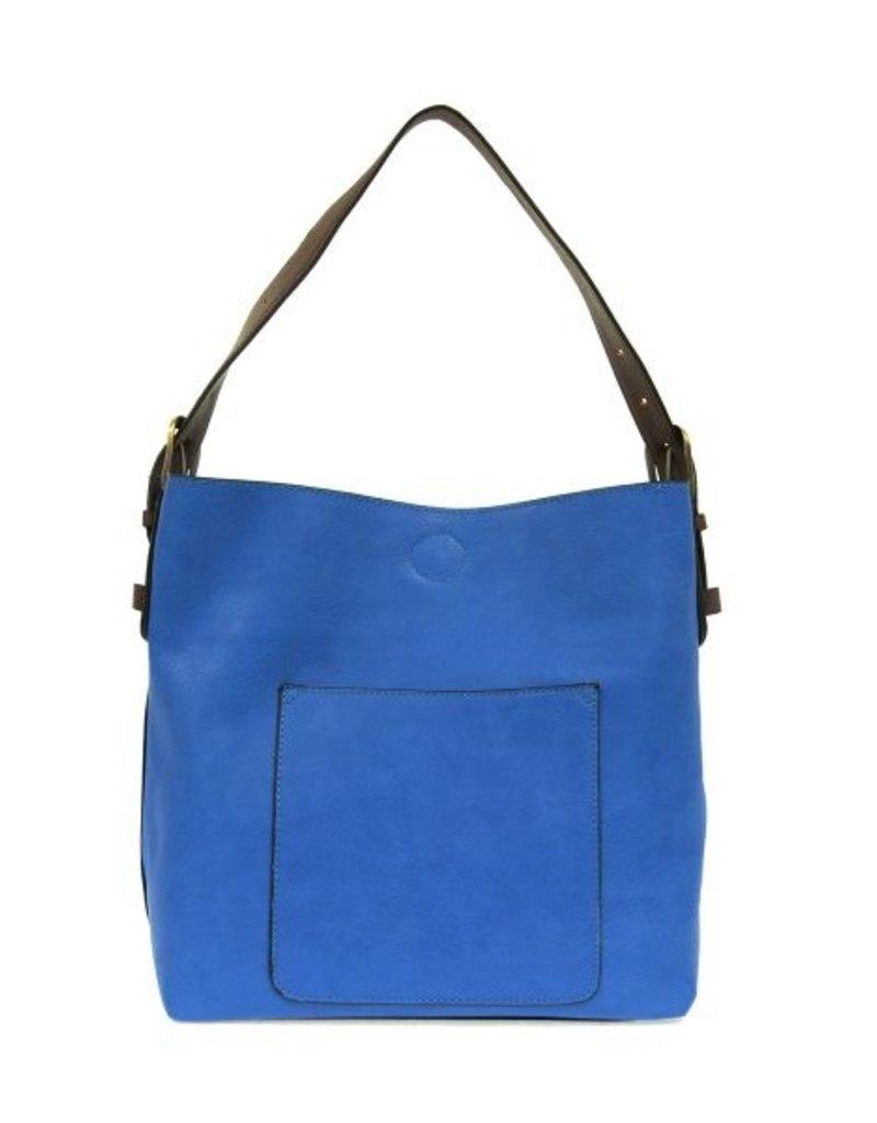 Hobo Coffee Handle Handbag w/ Clutch Bag