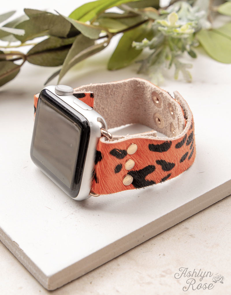 Your Wildest Dreams Leather Smart Watch, 38/40/42