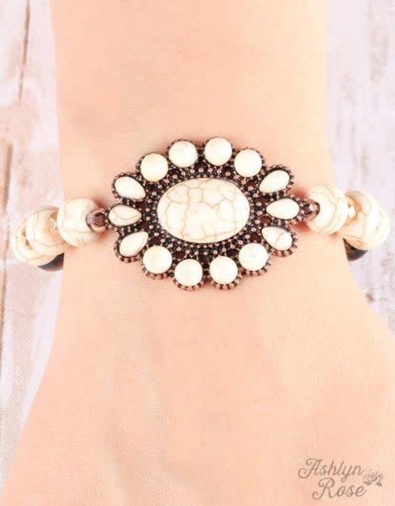 Southern Flower Bracelet
