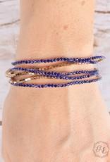 Dainty Multi-Strand Bracelet
