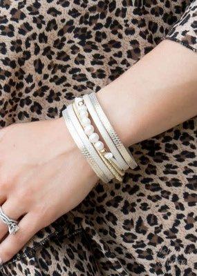 Pearls Of Wisdom Bracelet